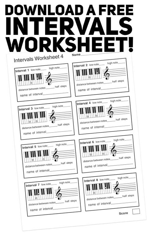 Free music theory worksheets pdf