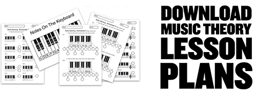 High School Music Worksheets and Lesson Plans