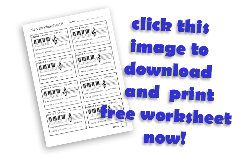 Worksheets Teaching Worksheets music intervals worksheets 300 printable to worksheets