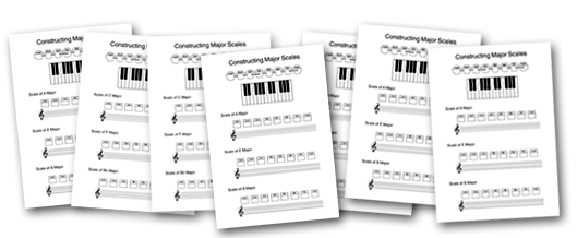 Music Theory Lesson Plans for High School and Middle School – Music Worksheets for Middle School
